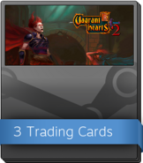 Vagrant Hearts 2 Booster Pack