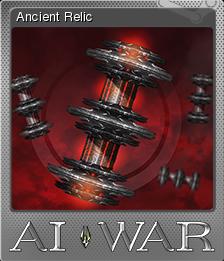 AI War Fleet Command Foil 1