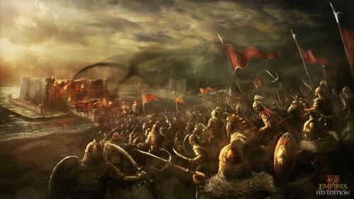 Age of Empires II HD Edition Artwork 5