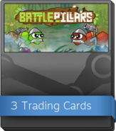 Battlepillars Gold Edition Booster Pack