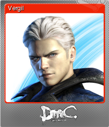 DmC Devil May Cry Foil 1