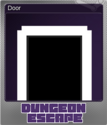 Dungeon Escape Foil 1