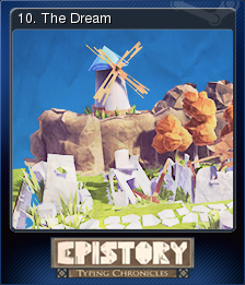 Epistory - Typing Chronicles Card 10