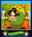 Forgotten Tales Day of the Dead Card 07