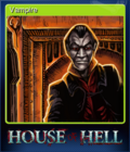House of Hell Card 3