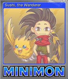 Minimon Foil 6