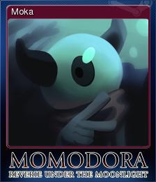 Momodora Reverie Under the Moonlight Card 3