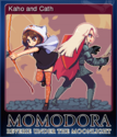 Momodora Reverie Under the Moonlight Card 4