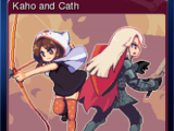 Momodora: Reverie Under the Moonlight - Kaho and Cath