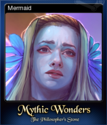 Mythic Wonders The Philosopher's Stone Card 3