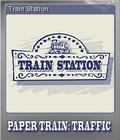 Paper Train Traffic Foil 6
