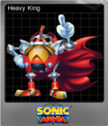 Sonic Mania Foil 2