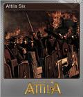 Total War ATTILA Foil 6