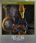 Violett Foil 6