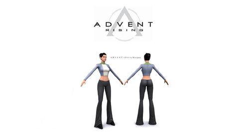 Advent Rising Artwork 10