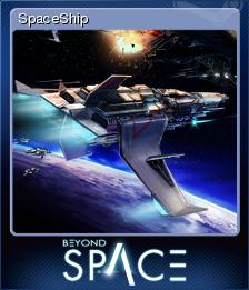 Beyond Space Card 3