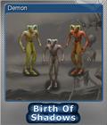 Birth of Shadows Foil 01