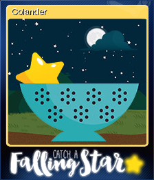 Catch a Falling Star Card 2
