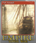 Empire Total War Foil 4