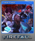 Firefall Card 08 Foil