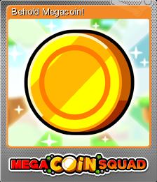 Mega Coin Squad Foil 3