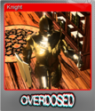 Overdosed - A Trip To Hell Foil 4