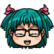 Pixel Puzzles 2 Anime Emoticon laughingfairy