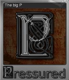 Pressured Foil 4