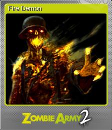 Sniper Elite Nazi Zombie Army 2 Foil 6