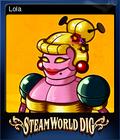 SteamWorld Dig Card 4