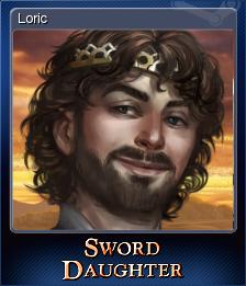 Sword Daughter Card 5