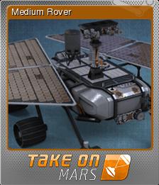 Take On Mars Foil 4