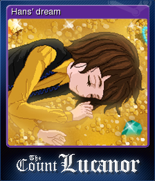 The Count Lucanor Card 2