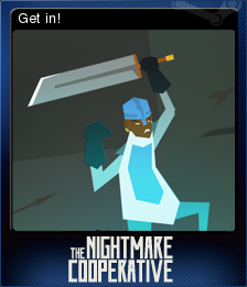 The Nightmare Cooperative Card 04