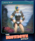 The Showdown Effect Card 6