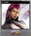Ultra Street Fighter IV Foil 01