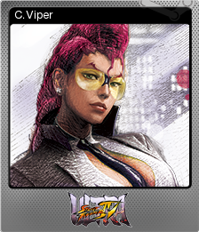 Ultra Street Fighter IV Foil 01