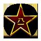 Wargame Red Dragon Badge Foil