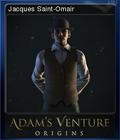 Adam's Venture Origins Card 6
