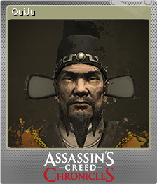 Assassin's Creed Chronicles China Foil 3