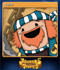 Assassins vs Pirates Card 2