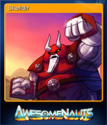 Awesomenauts Card 10