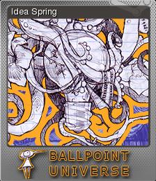 Ballpoint Universe Infinite Foil 06
