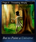 But to Paint a Universe Card 03