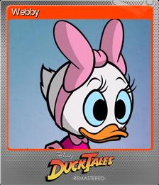 DuckTales Remastered Foil 7