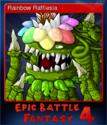 Epic Battle Fantasy 4 Card 10