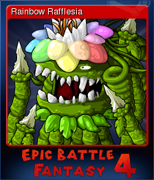 Epic Battle Fantasy 4 Card 10