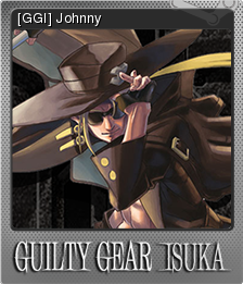 Guilty Gear Isuka Foil 05