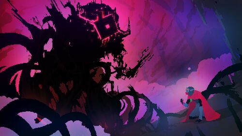 Hyper Light Drifter Artwork 5