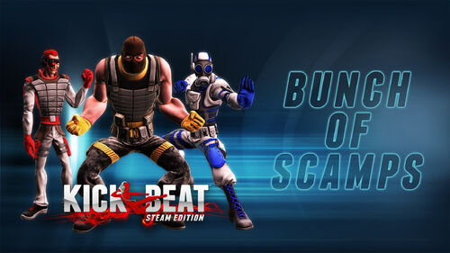 KickBeat Steam Edition Artwork 4